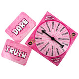 Spin the Bride To Be Truth or Dare Game