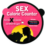 Sex Calorie Counter for Couples