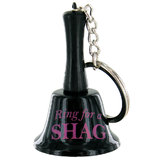 Ring For a Shag Bell Keyring