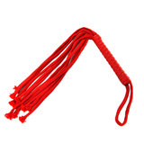 Sex & Mischief Rope Flogger Whip