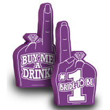 Hen Night Bride to Be Foam Finger