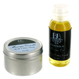 Bluebella Mini Romantic Massage and Oil Gift Set