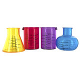 Chemistry Set Shot Glasses (4 Pack)