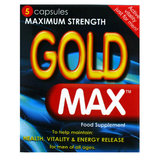 Gold Max Blue Pills for Men (5 Capsules)