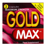 Gold Max Pink Pills for Women (2 Capsules)