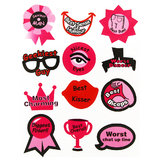 Hen Night Stickers and Name Tags