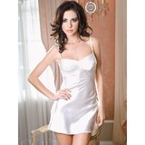 iCollection Sensual Satin Nightie and G-String Set