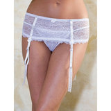 iCollection Lace Garter Belt