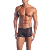 Fantasy Excite See Through Striped Boxer Shorts