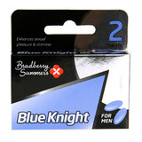 Blue Knight Virility Pills for Men (2 Capsules)