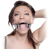 Fetish Fantasy Extreme Spider Open Mouth Gag