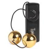 Orgasm Gold Vibrating Love Balls