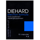 Diehard Erection Enhancer Formula Capsules (10 Pack)