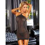 Lapdance VIP Glitter Mini Dress