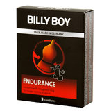 Billy Boy Endurance Condoms with Integrated Cock Ring (3 Pack)
