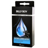 Billy Boy Extra Lubricated Condoms (10 Pack)