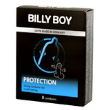 Billy Boy Protection Extra Strong Condoms (3 Pack)
