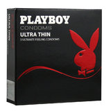 Playboy Ultra Thin Condoms (3 Pack)