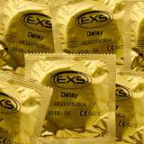 EXS Delay Ribbed and Dotted Condoms (100 Pack)