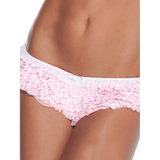 Coquette Two Tone Ruffle Rumba Knickers