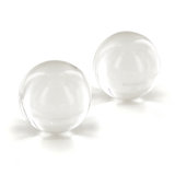 Icicles No 42 Medium Glass Ben Wa Balls