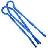 Kwiktwist Giant Twist Ties Twin Pack