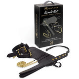 Spartacus Premium Leather Bondage Kink Kit