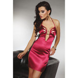 Livia Corsetti Sanjita Satin Slip Dress