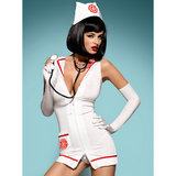 Obsessive Sexy Nurse Uniform Set