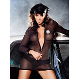 Baci Lingerie Love Enforcement Police Uniform Set