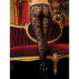 Seven Til Midnight Floral Lace Leggings