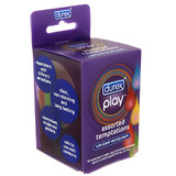 Durex Play Assorted Temptations Lubricant Sachets (10 x 5ml Pack)