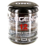 ONE The Legend Extra Large Condoms (12 Pack)