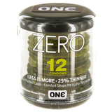 ONE Zero Ultra Thin Condoms (12 Pack)