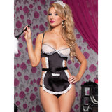 Seven Til Midnight Maid with Care French Maid Costume