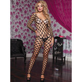 Seven Til Midnight Wide Fishnet Bodystocking
