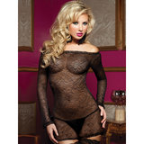 Seven Til Midnight Secret Affair Lace Dress