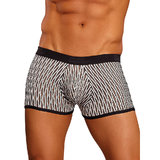 Male Power The Wave Jacquard Mini Shorts