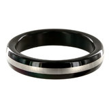 Stainless Steel 1.87 Inch Cock Ring with Steel Band