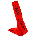 Flashing Hen Party Red Satin Sash