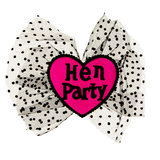 Miss-Chief Hen Party Hair Bow