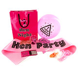 Hen Party Goody Bag 8-Piece Set