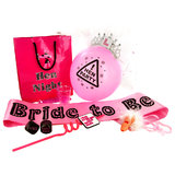 Bride to Be Goody Bag 8-Piece Set