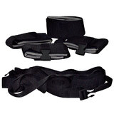 Bad Kitty 4 Piece Bed Restraint Kit