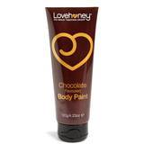 Lovehoney Lovers Chocolate Body Paint 120g