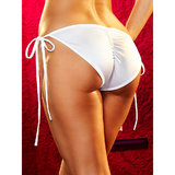 Lapdance Scrunch Back Tie Side Bikini Bottoms