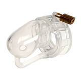 Malesation Silicone Chastity Cock Cage Small