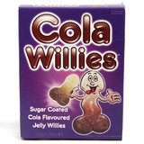 Cola Flavoured Jelly Willies 150g