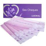 Lovehoney Frisky Fun Sex Cheques (26 Pack)