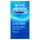 Durex Extra Safe Condoms (12 Pack)